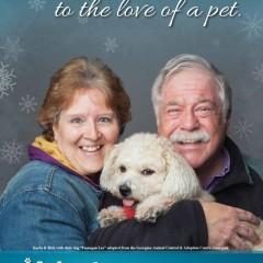 Ontario SPCA's –  iAdopt For The Holidays