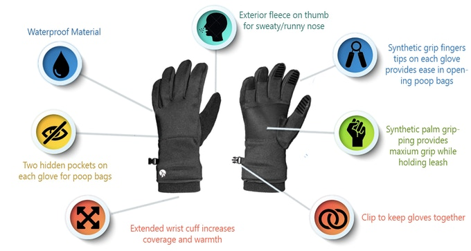 Walkease - Dog Walking Glove #ad